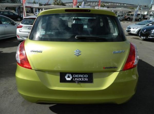 Suzuki Suzuki SWIFT GL año 2013