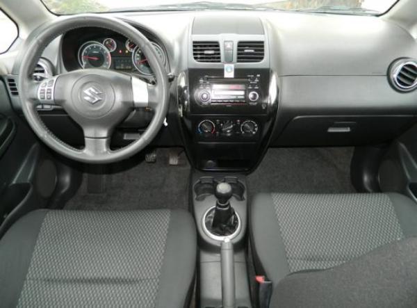 Suzuki Suzuki SX4 CROSSOVER año 2013