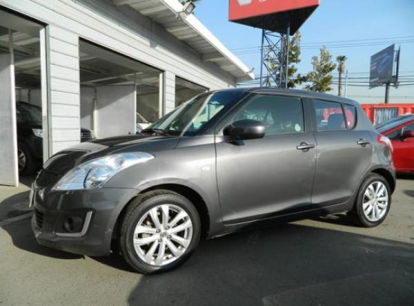 Suzuki Suzuki SWIFT GL año 2014