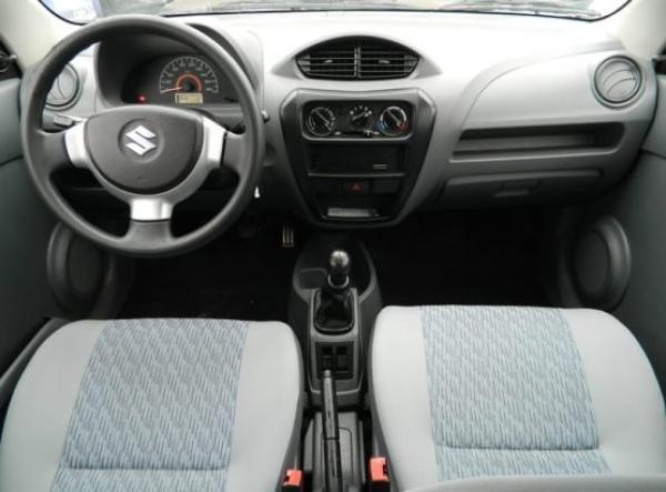 Suzuki Suzuki ALTO DLX año 2014