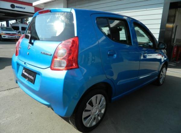 Suzuki Suzuki CELERIO GLX año 2014