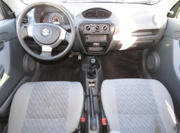 Suzuki Suzuki ALTO DLX año 2015