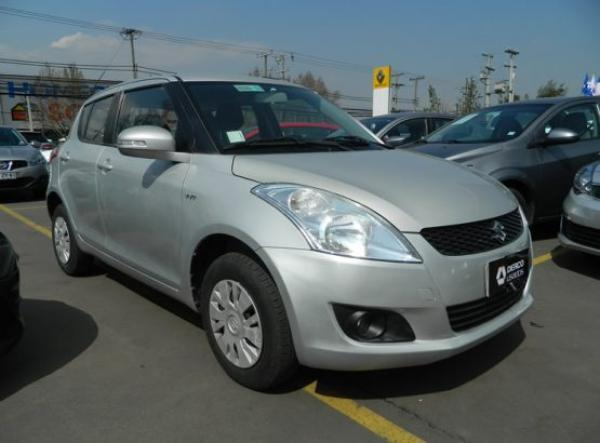 Suzuki Suzuki SWIFT GL año 2015