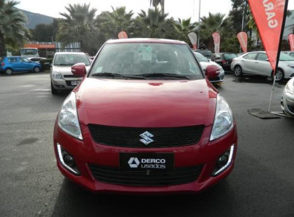 Suzuki Suzuki SWIFT GLX año 2015