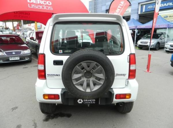 Suzuki Suzuki JIMNY JLX año 2016