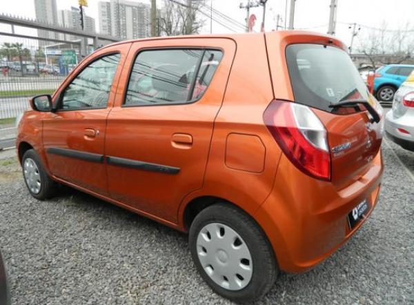 Suzuki Suzuki ALTO GLX año 2016