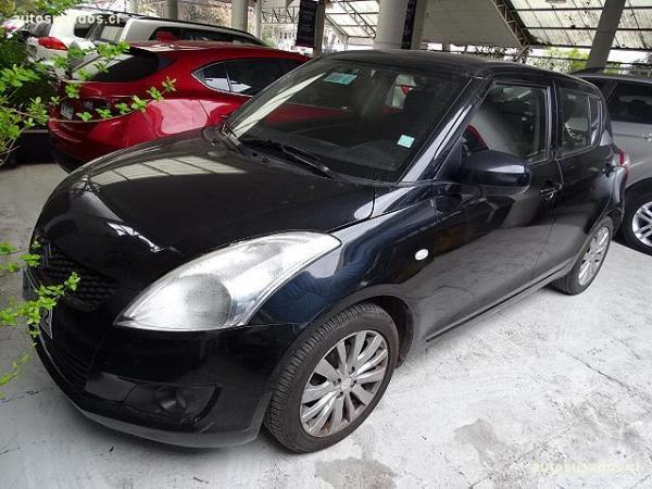 Suzuki Swift  año 2012