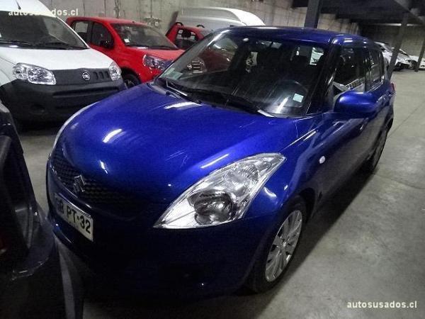 Suzuki Swift GL año 2014