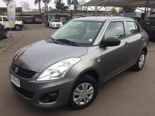 Suzuki Swift GA año 2014
