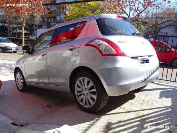 Suzuki Swift 1.2 año 2014