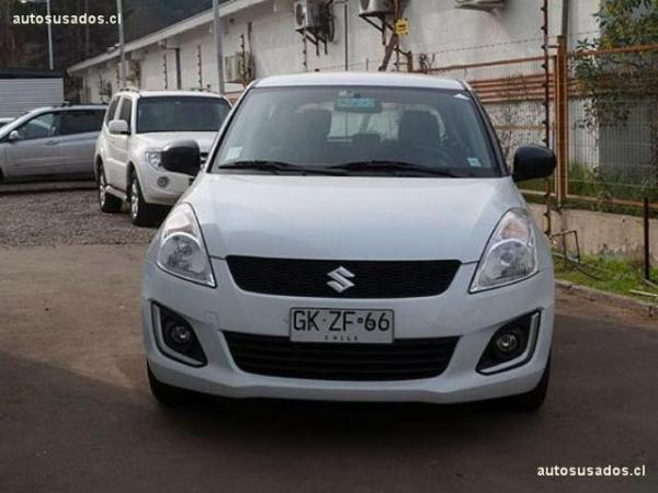Suzuki Swift 1.4 GL año 2014