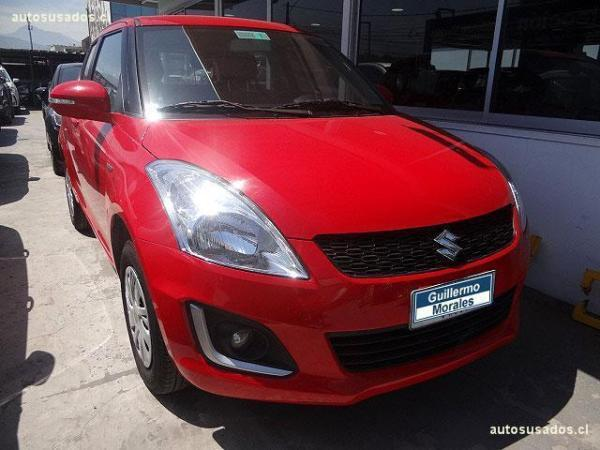 Suzuki Swift GL año 2015