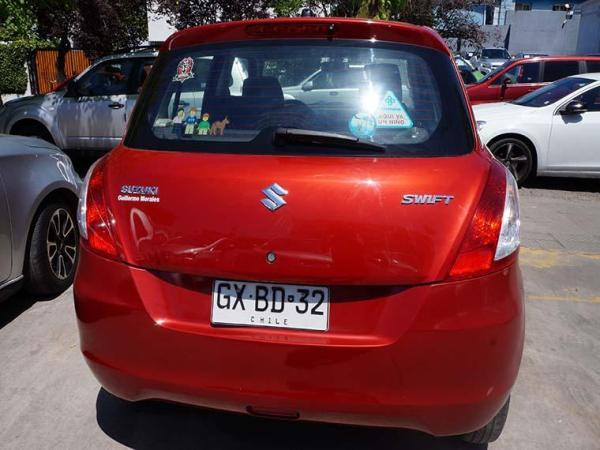 Suzuki Swift GA 1.2 año 2015