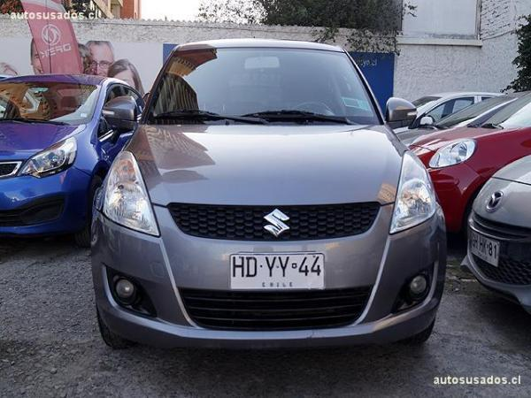 Suzuki Swift GL 1.2 año 2015