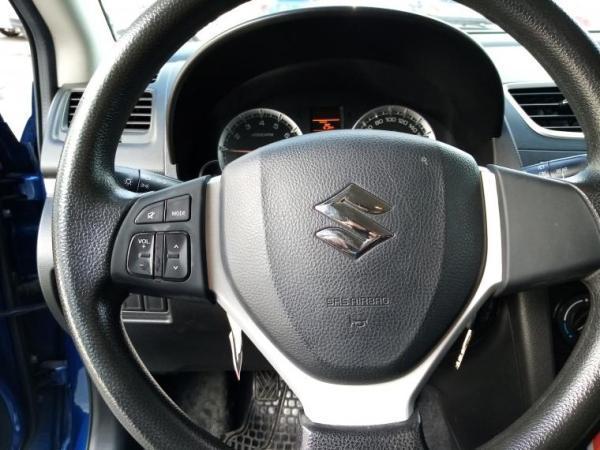 Suzuki Swift gls hb 1.2 año 2015