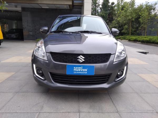 Suzuki Swift GLX HB 1.2 46.400 año 2016