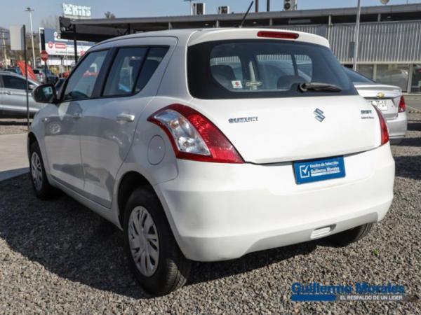 Suzuki Swift GL 1.2 año 2016