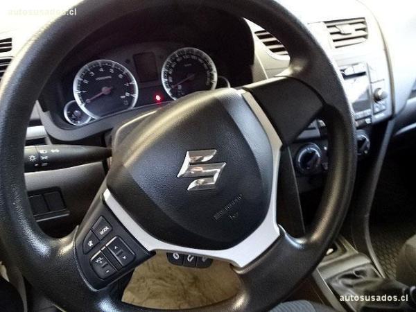 Suzuki Swift DZIRE 1.2 LTS año 2016