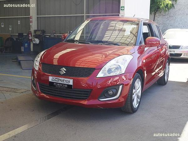 Suzuki Swift  año 2016