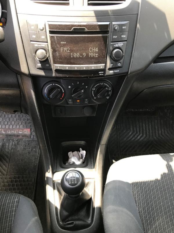 Suzuki Swift GLS 1.200 año 2017