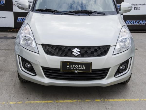 Suzuki Swift SWIFT 1.2 MT 5 P año 2018