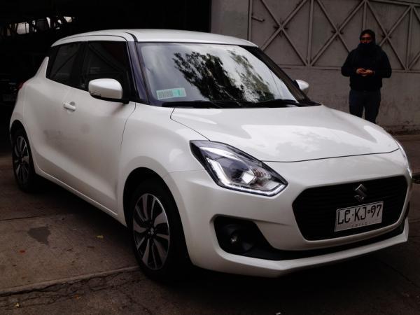 Suzuki Swift GLX año 2019