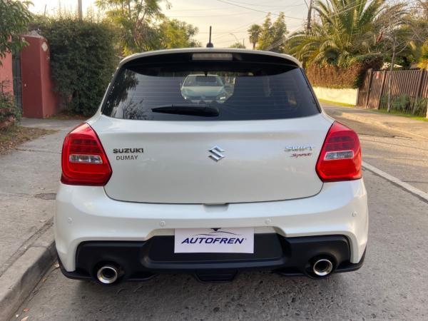 Suzuki Swift SPORT año 2019
