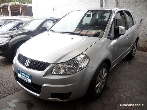 Suzuki SX4 GLX año 2012