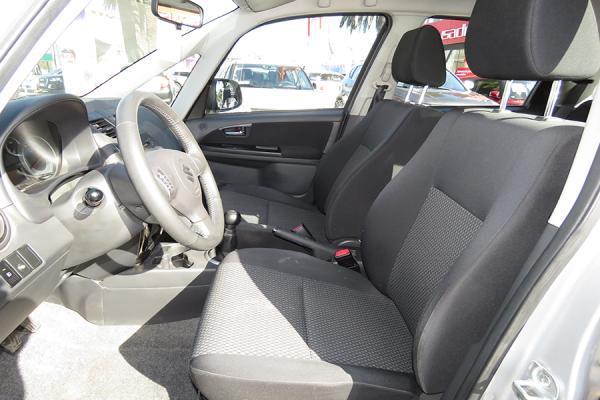 Suzuki SX4 CROSSOVER año 2014