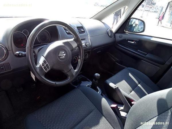 Suzuki SX4  año 2014