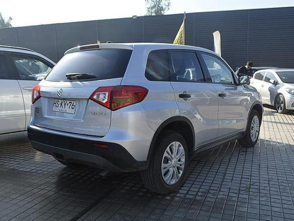Suzuki Vitara VITARA GL 1.6 año 2016