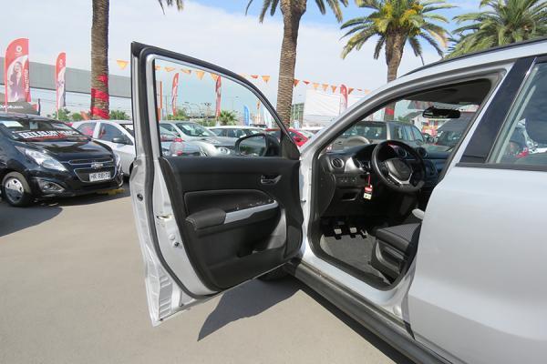 Suzuki Vitara GLS año 2017