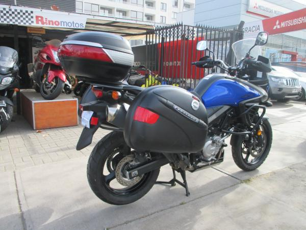 Suzuki VStrom 650 ABS año 2013