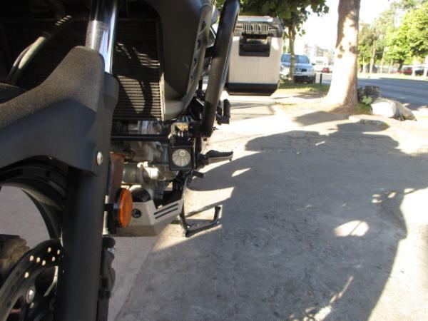 Suzuki VStrom 650 ABS año 2014