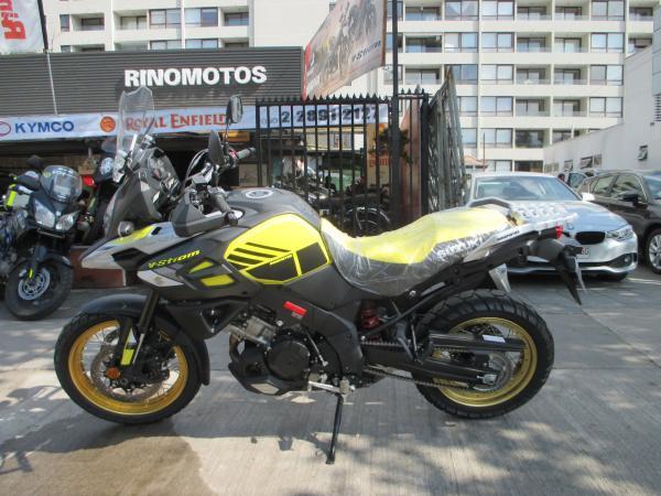 Suzuki VStrom 1000 XT ABS año 2018