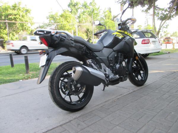 Suzuki VStrom 250 ABS año 2018