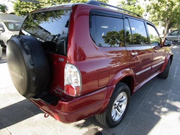 Suzuki XL7 Grand Nomade 4x4 2.7 año 2006