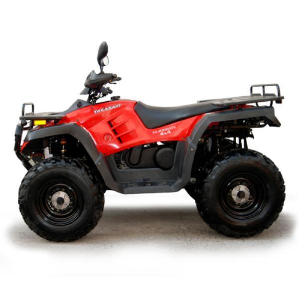 Takasaki FA-H300 ATV (4x4) año 2013