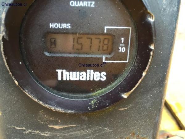 Thwaites 4z4 Dumper trabajo pesado año 2009