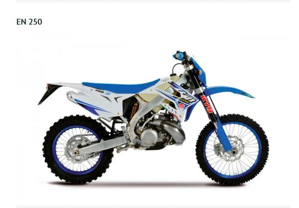 TM Racing EN250  año 2015
