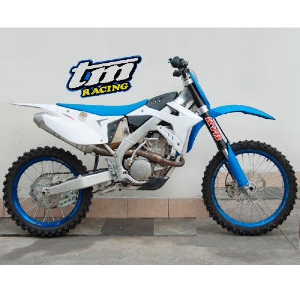 TM Racing MX250 F 4T - año 2016