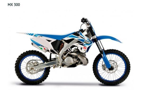 TM Racing MX300  año 2015