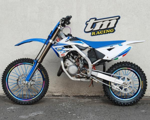 TM Racing MX85 MX-85 año 2014