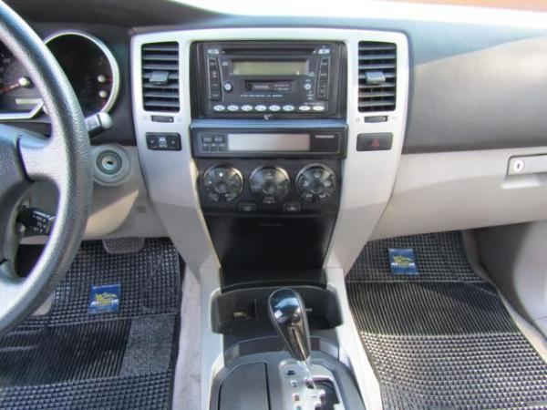Toyota 4Runner SR5 4.0 4x2 Autom año 2007