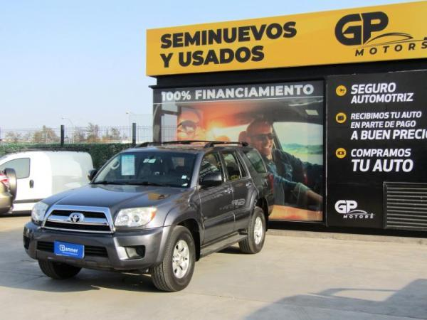 Toyota 4Runner AT 4.0 año 2010