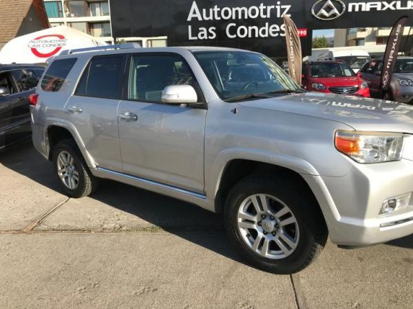 Toyota 4Runner limited año 2010