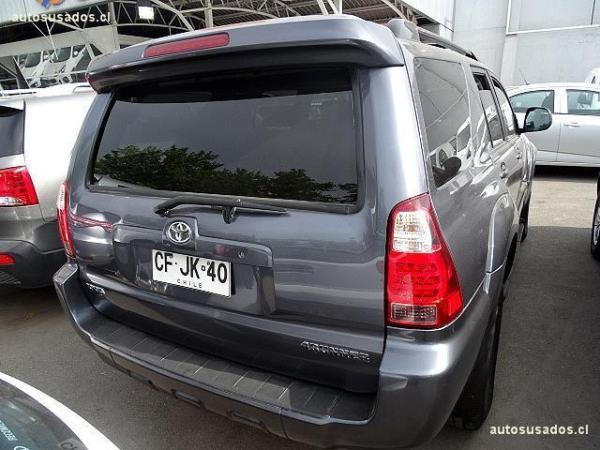 Toyota 4Runner LIMITAD 4.0 año 2010