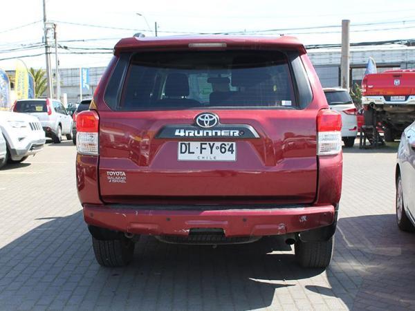Toyota 4Runner 4 RUNNER 4.0 AT año 2012