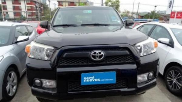 Toyota 4Runner 4x4 año 2012