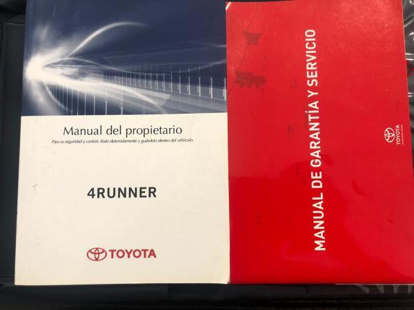 Toyota 4Runner 4.0 AT año 2013